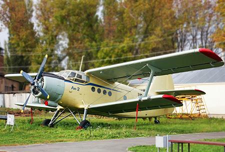 Ан-2 в Музее авиации. Киев