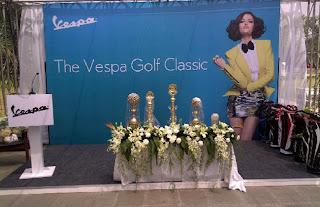 VESPA GOLF CLASSIC EVENT
