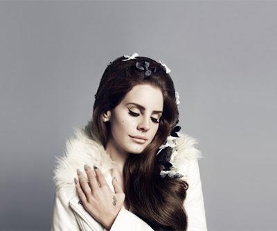 Lana del Rey para H&M otoño 2012
