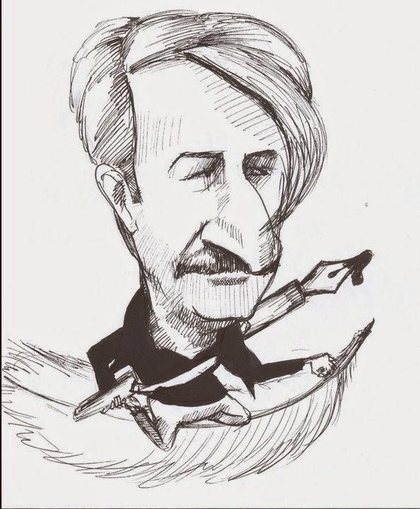 یک سامورای نویسنده
