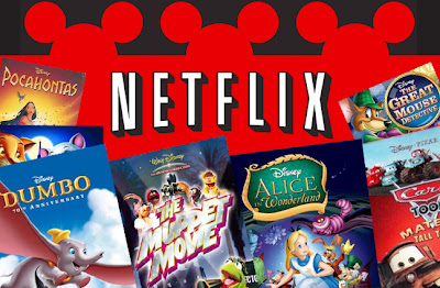 DIsney Netflix streaming available now deal contract classics