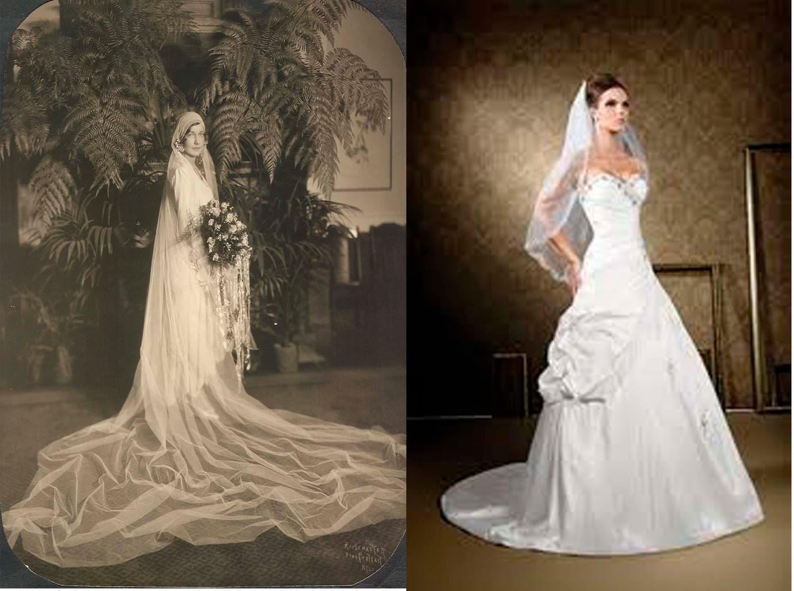 Que significa el vestido blanco de la novia