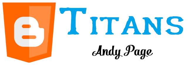 Blogger Titans Andy Page