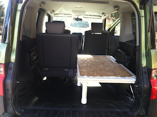 Dean Cool Honda Element Bed
