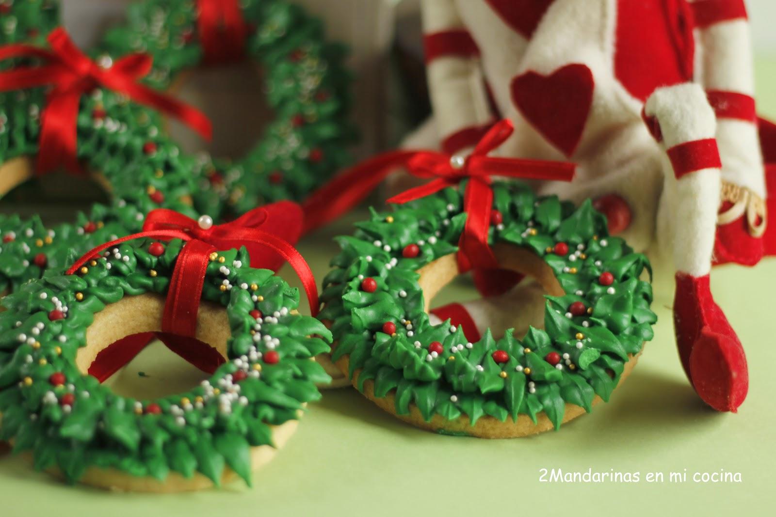 Ideas para hacer galletas de navidad con ni os for Cocina navidad con ninos