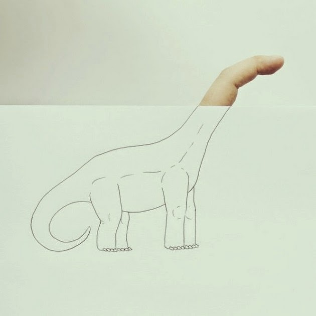 Javier Pérez animal drawings