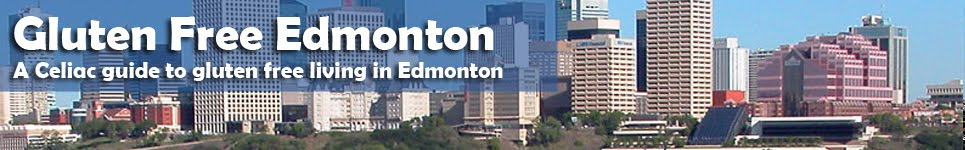 Gluten Free Edmonton