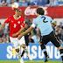 Chile cae 0 a 4 frente a Uruguay