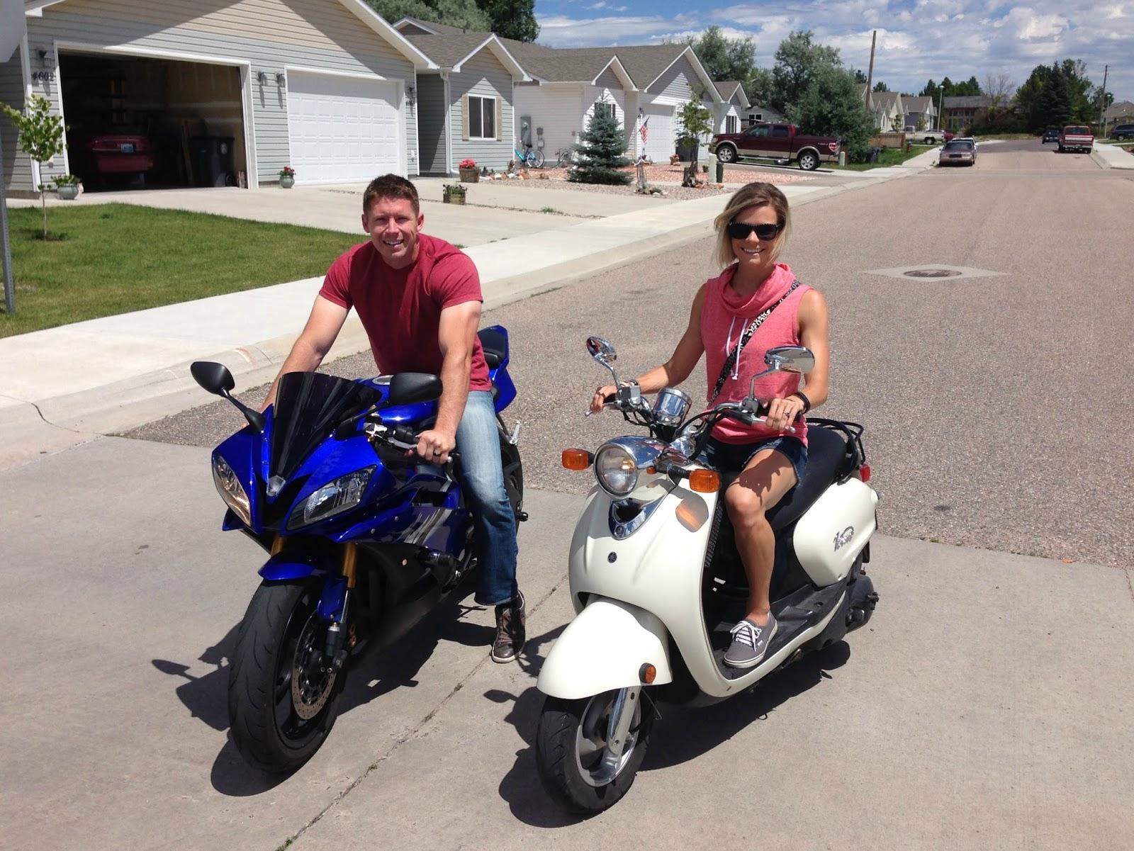 Wyoming Road Trip, Cheyenne Wyoming, Scooter Rides
