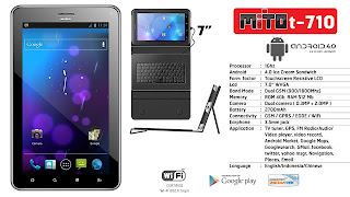 Tablet Mito T7170