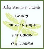Dolce Stamps and Cards Challenge