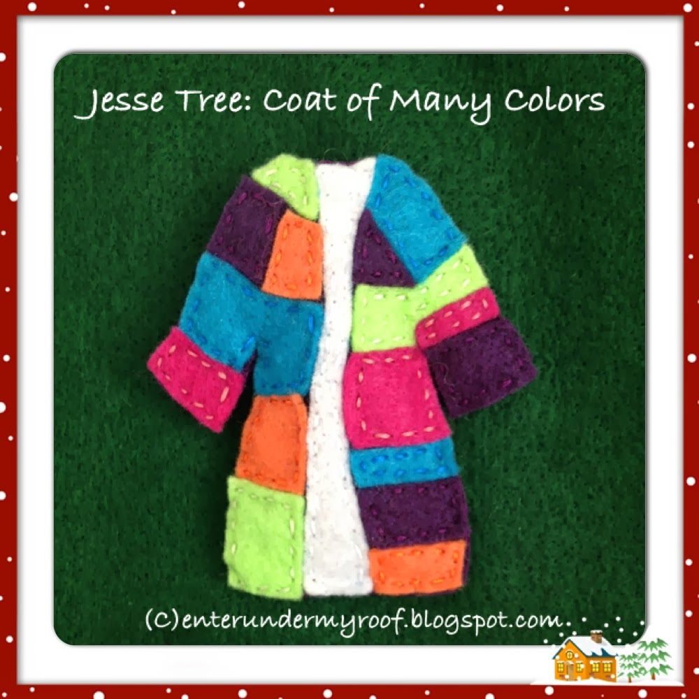 activity jesse tree joseph coat of many colors u2013 faith and fabric