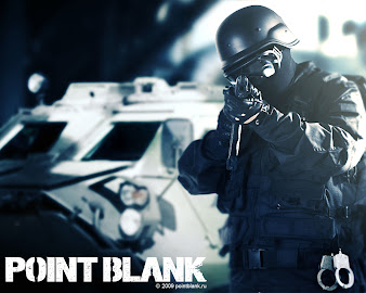 #2 Point Blank Wallpaper