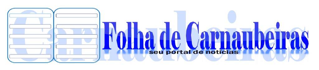 Folha de Carnaubeiras