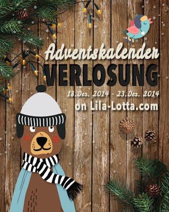 Lila-Lotta Adventskalenderverlosung 2014