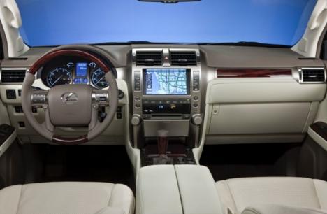 2017 Lexus GX Redesign