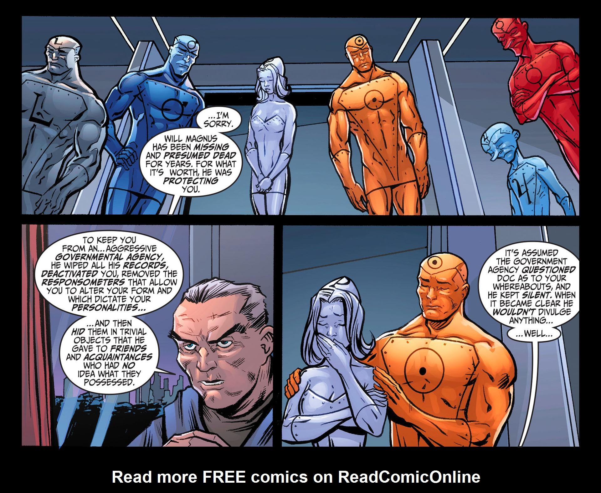 Batman Beyond (2012) Issue #26 #26 - English 12