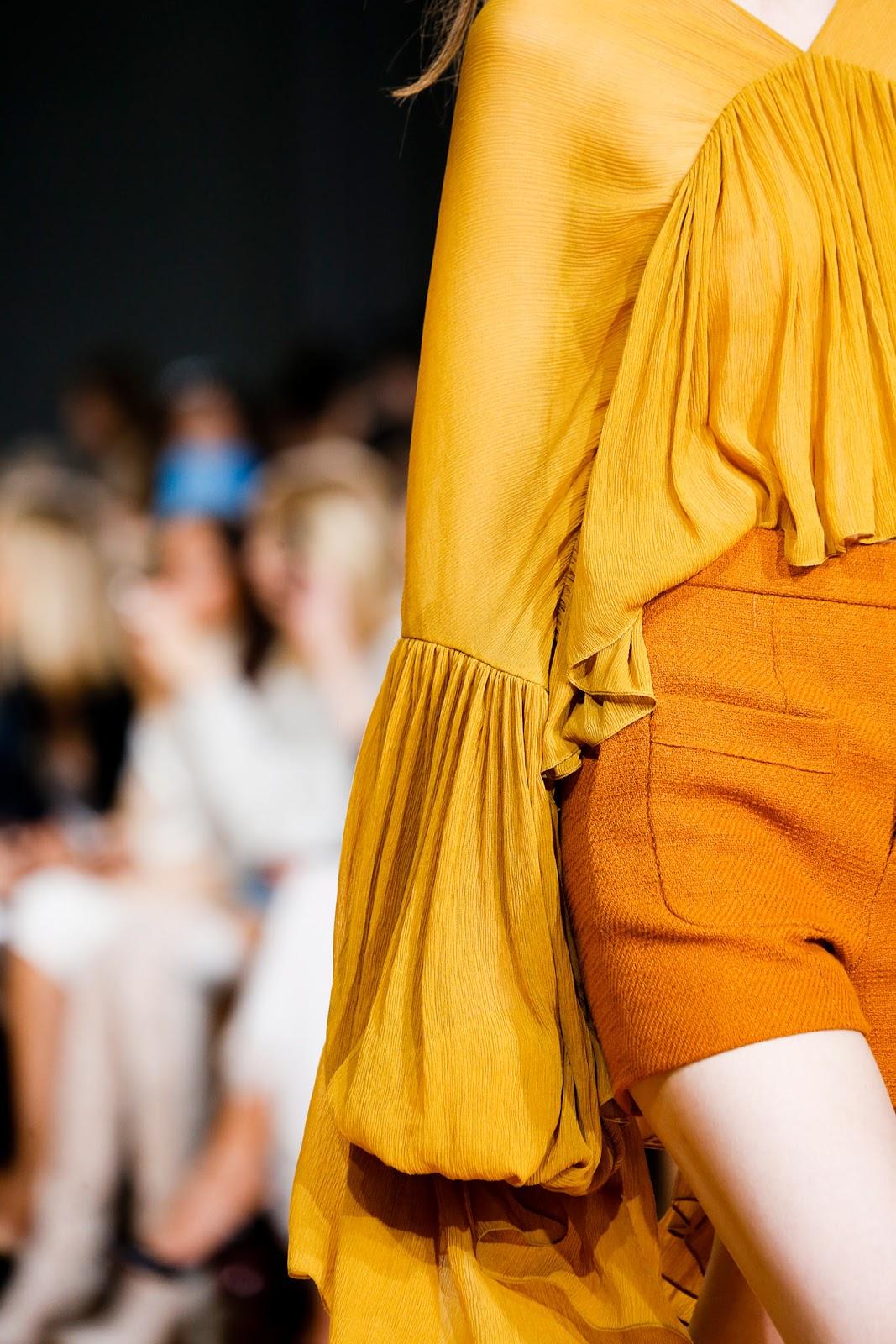 Chloe Faye Mini Cross Body Bag || Ready to Wear SS 2015 || Allegory of Vanity
