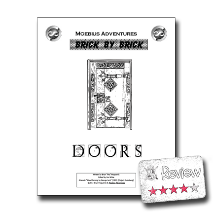 Frugal GM Review: Doors (Brick by Brick)