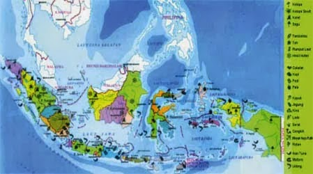 Penjelasan Langkah Membuat Peta Cpuik Id Contoh Hasil Bumi Laut