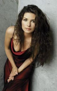 Shania Twain Hairstyles