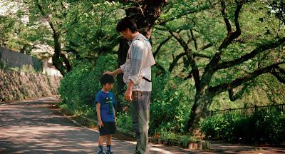Keita Ninomiya (Keita) y Masaharu Fukuyama (Ryota)