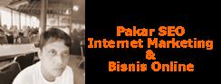 Pakar SEO,Internet Marketing Indonesia Bisnis Online