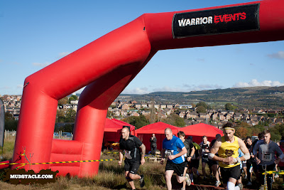 10 mile start Demon Run Wales