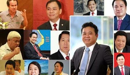 Số phận những tỷ phú số 1 Việt Nam đời đầu