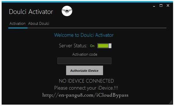 doulCi Activator – terbaru