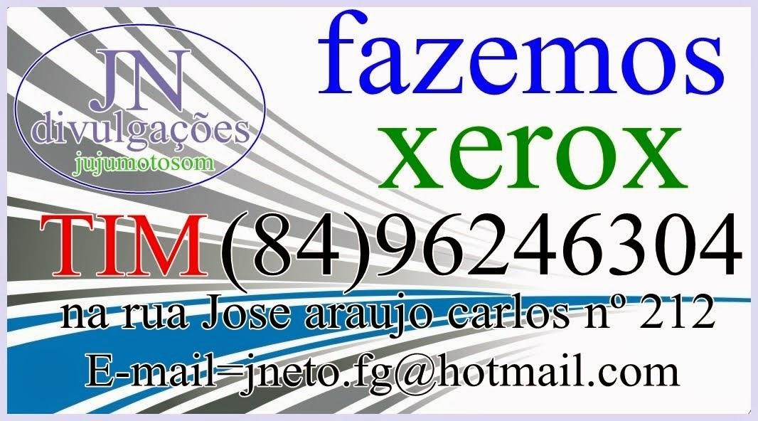 XEROX E AQUI