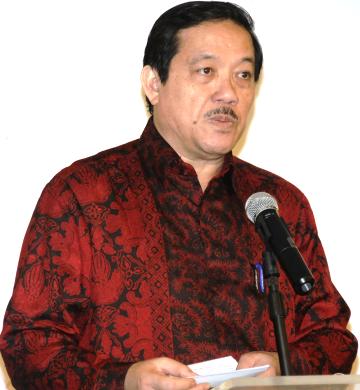 Sekretaris Kementerian Pendayagunaan Aparatur Negara dan Reformasi Birokrasi (PANRB) Tasdik Kinanto