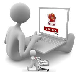 Aumento de las compras en internet