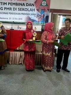 Anugerah Lomba Sekolah Sehat 2014