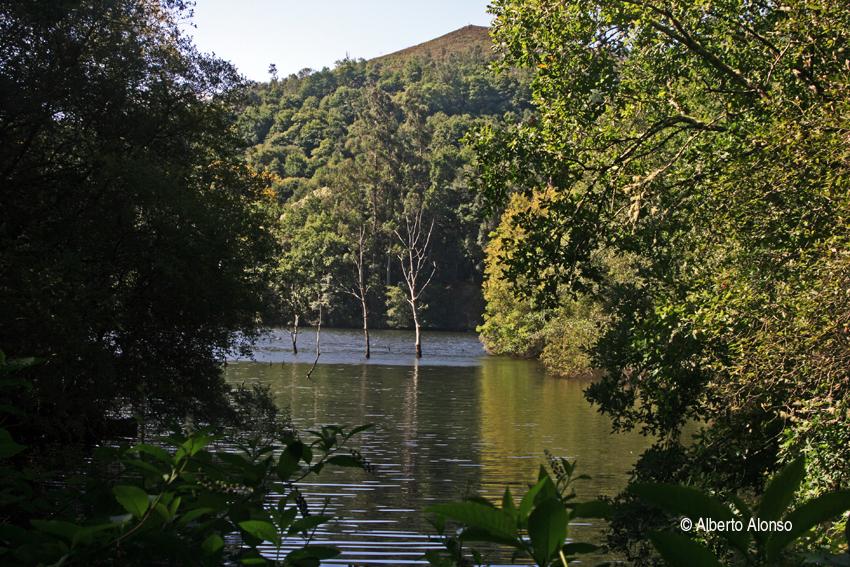 Baños Romanos Ourense:De Ponte Trado, en el Deva, al balneario de Cortegada, en el Miño
