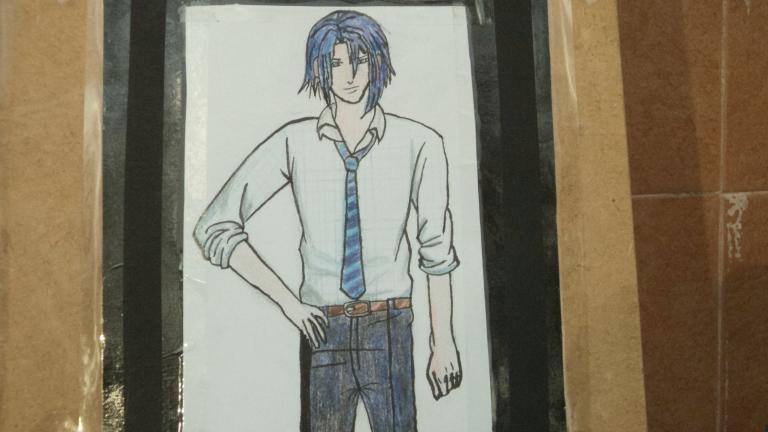 Graduación del curso de dibujo manga verano 2014
