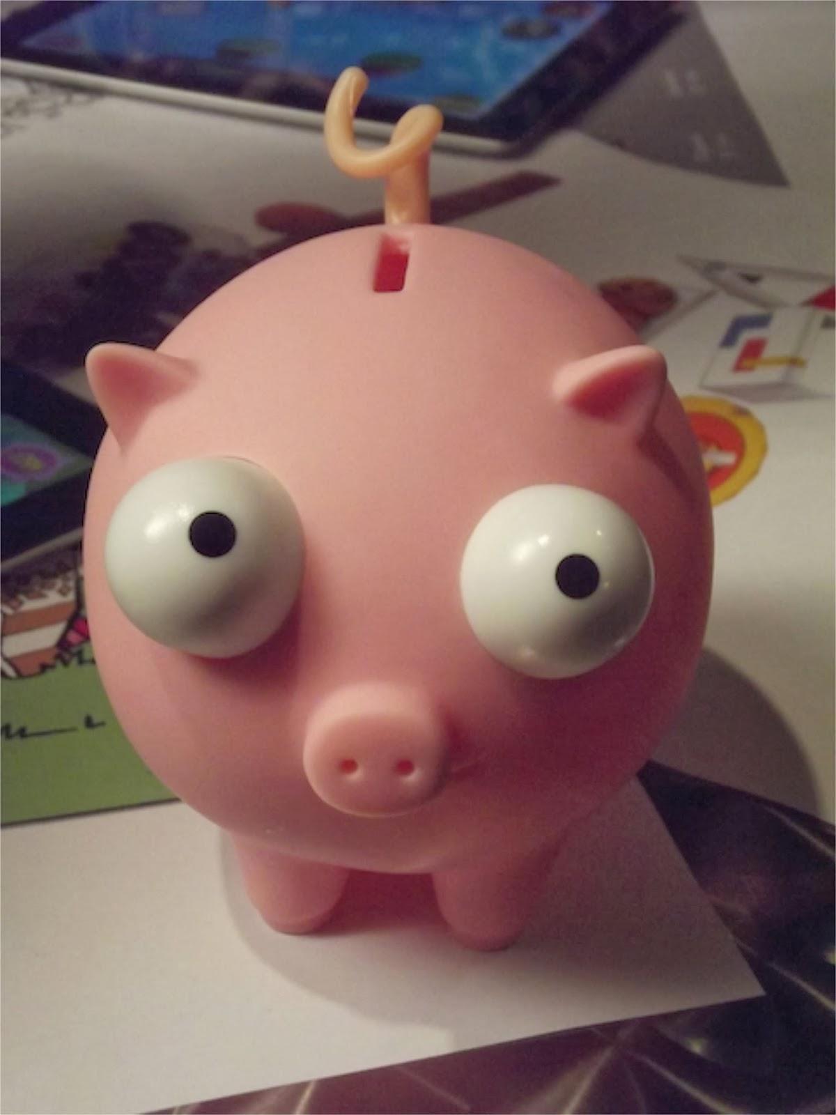 NatWest Pigby piggy bank