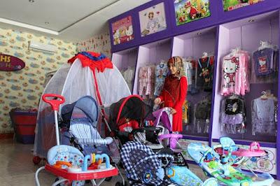 peluang bisnis usaha rumahan baju bayi branded berkualitas