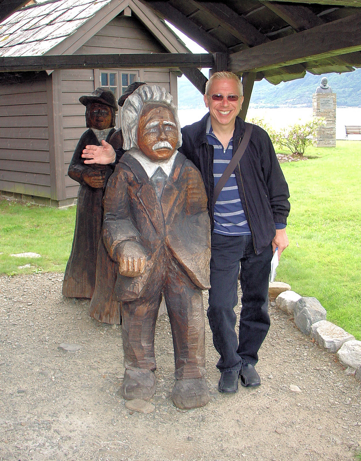 Me and El Maestro Grieg.