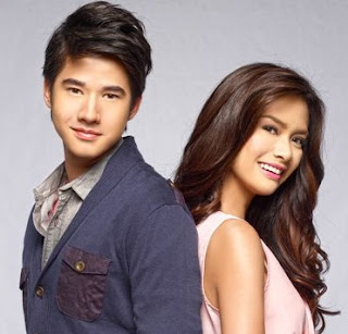 Mario Maurer was asked to choose his leading lady from among the photos of Filipina actresses of his generation and he chose Erich