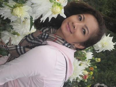 Gambar Maya Cun Di Taman Popular Nishat Garden Kashmir