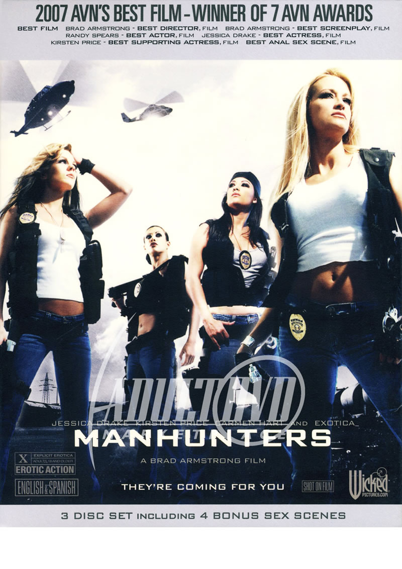 Download Movie Manhunters