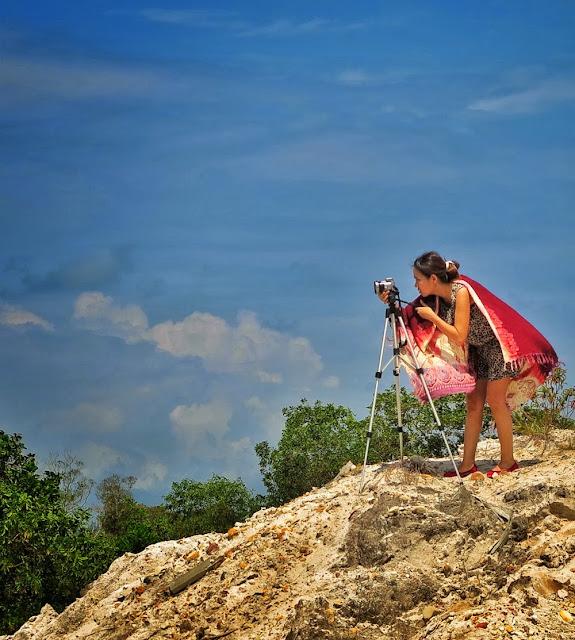 "<a href=""http://mataram.info/things-to-do-in-bali/visitindonesia-banda-marine-life-the-paradise-of-diving-topographic-point-inward-fundamental-maluku/"">Indonesia</a>best destinations : Danau Kaolin, Ironi Keindahan"