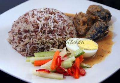 Author: Nana Farhana // Category: Acar , Ikan , Malay Cuisine , Nasi