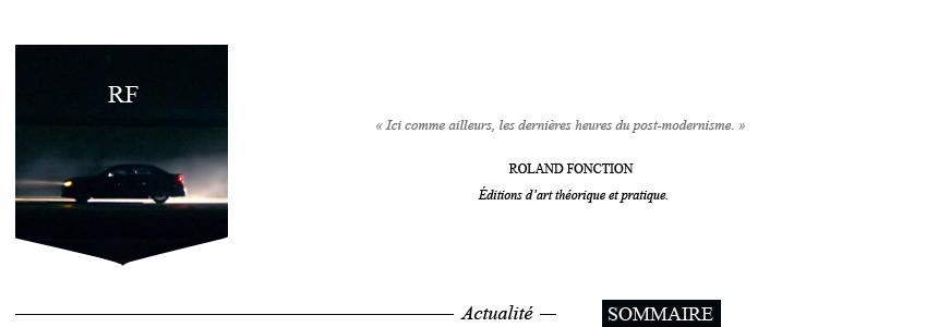 Roland Fonction