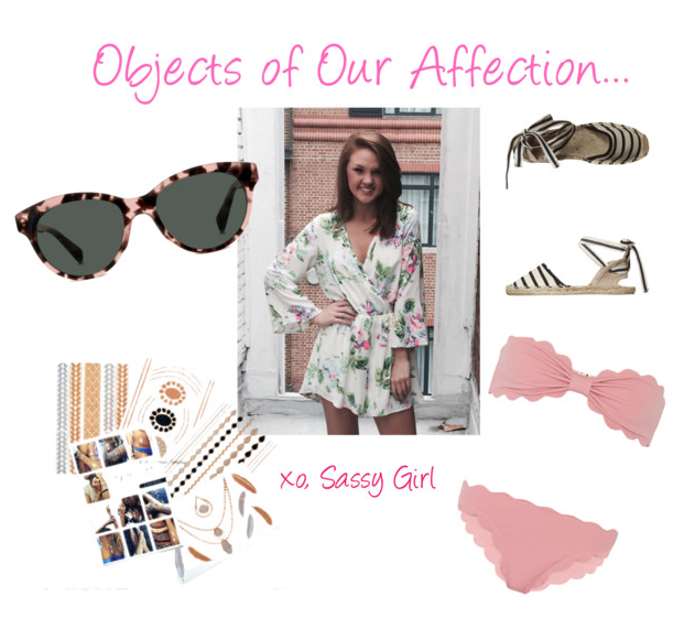 Objects of Our Affection | sassy shortcake blog | blog.sassyshortcake.com