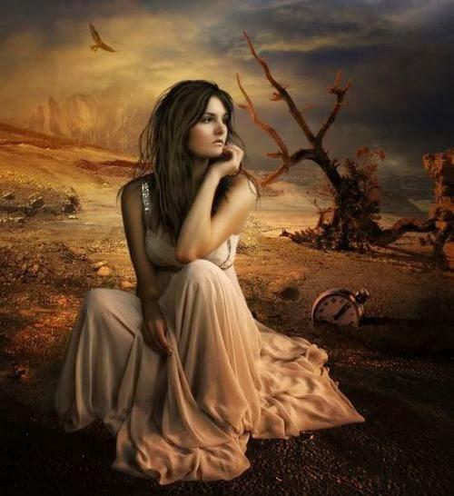 Cinta memang tidak selalu berakhir indah 10 Kata Kata Galau Kesunyian Cinta