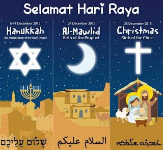 Persamaan Dan Perbedaan Agama Yahudi Kristen Dan Islam - Asia