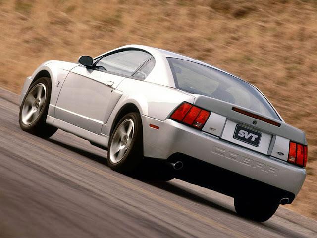 フォード・マスタング・コブラ:Ford Mustang SVT Cobra (1993-2004)