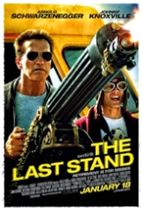 The Last Stand movie at Megastar